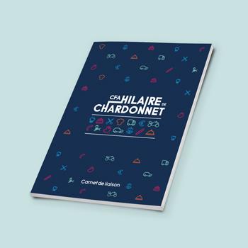 Création d'un carnet de liaison pour le CFA Hilaire de Chardonnet