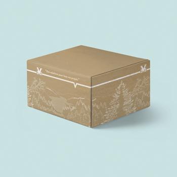 Création d'une boite pour la société V33