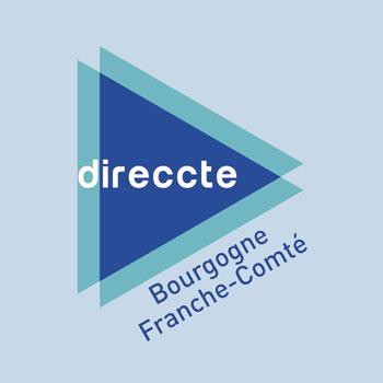 Création d'un logo pour la direccte BFC