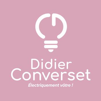 Création d'un logo pour Didier Converset
