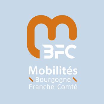Création d'un logo pour Mobilités Bourgogne-Franche-Comté