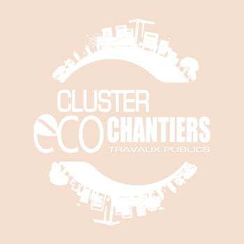 Création d'un logo pour le cluster eco chantiers