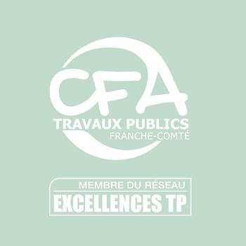 Création d'un logo et d'une charte graphique pour le CFA des Travaux publics