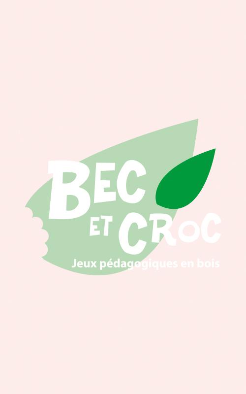Création d'un logo pour BECETCROC