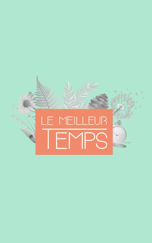 Création d'un logo pour Le meilleur temps