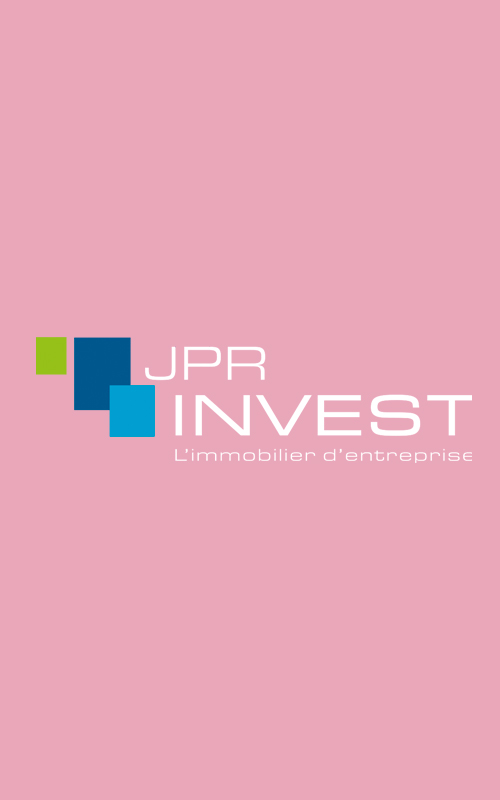 Création d'un logo pour JPR Invest