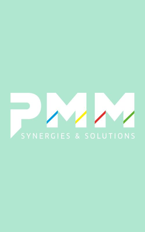 Création d'une identité de marque pour la société PMM