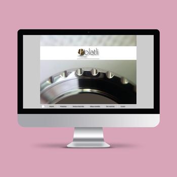 Création d'un site internet pour Polatli