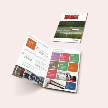 Création d'un rapport d'activité pour l'APRR