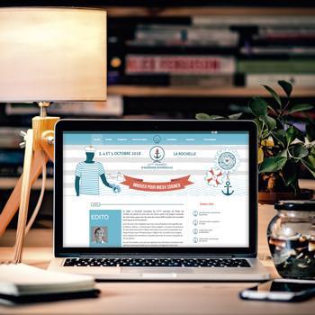 Création du site internet de l'AFIB