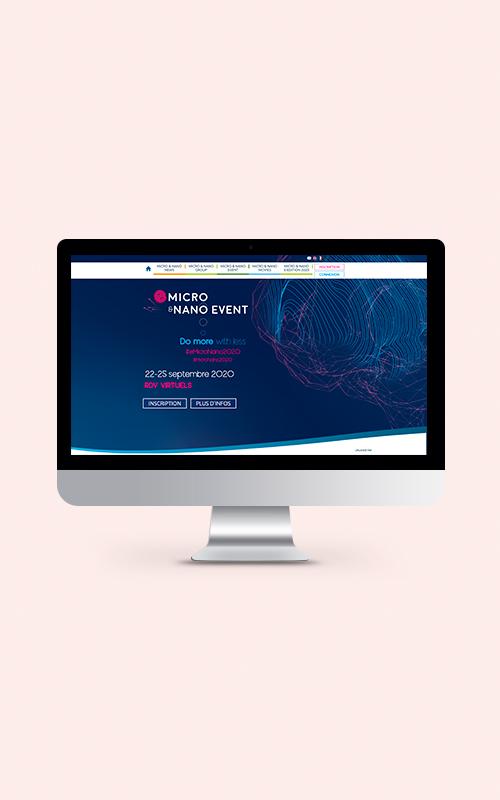 Création de site internet pour la CCI de BFC