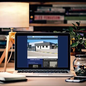 Création d'un site internet pour l'USICARB