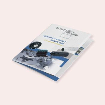 Création d'un flyer pour Zurflüh Feller